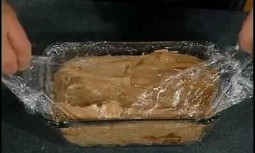 Frozen Chocolate Terrine