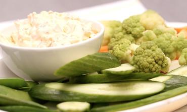 Garden Veggie Dip Recipe