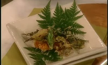 How to Cook Herb Tempura