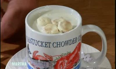 How to Make Clam Chowder.