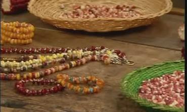 How to Make Corn Jewelry