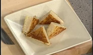 How to make Shrimp Toast