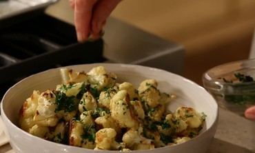 How to Roast Cauliflower