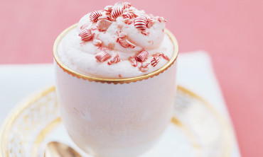 Peppermint Whipped Cream