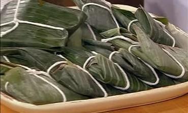 Shredded Chicken Tamales