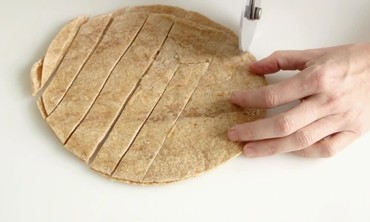 TIP: Baked Tortilla Chips