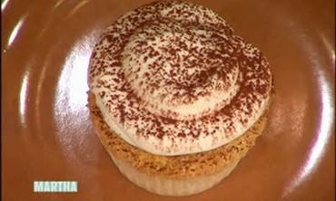 Tiramisu Cupcakes, Part 1