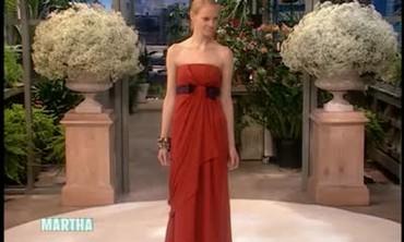 Vera Wang's Dress Designs