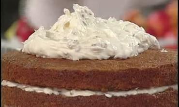 Carrot Cake for Dessert 2