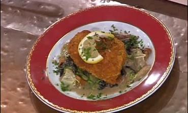 Chicken Delmonico. Part 3