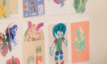 Display Children's Artwork
