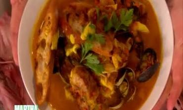 Fish Bouillabaisse, Part 1