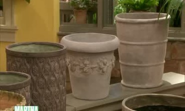 Garden Pot Facts and Tips