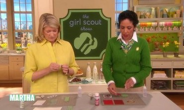 Girl Scout 'Swaps' How-To