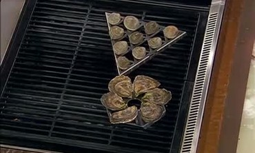 Grilled Clams and Oysters