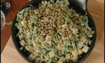 Guatemala Vegetable Salad