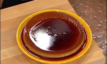 Latin Food: Chocolate Flan