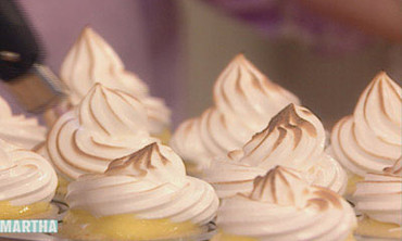 Lemon Meringue Cupcakes, 2