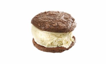 Mint Ice Cream Sandwiches