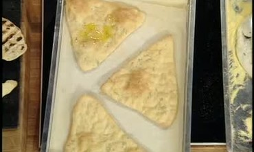 Rosemary Flatbread Recipe