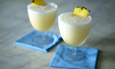 The Vacationer's Pina Colada