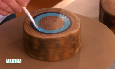 Tree Ring Painting How-To