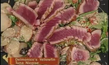 Tuna Niciose Entree Salad