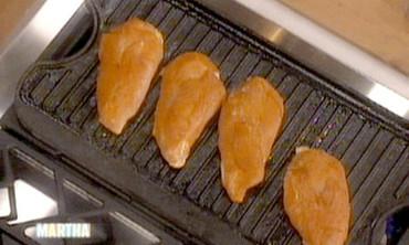 Grilled Chicken, Pt. 1