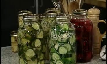 Basics - Pickled Cucumbers