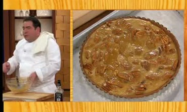 Chocolate Pecan Pie, Part 1