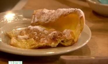 Crispy David Eyre Pancakes