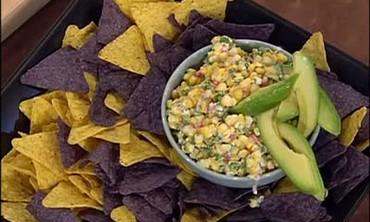 Delicious Sweet Corn Salsa