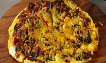 Grande Pizza Omelet, Part 2