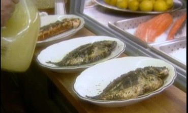Greek Style Grilled Fish