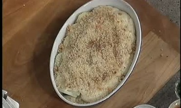 Gruyere and Potato Gratine