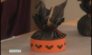 Halloween Cookie Gift Bags