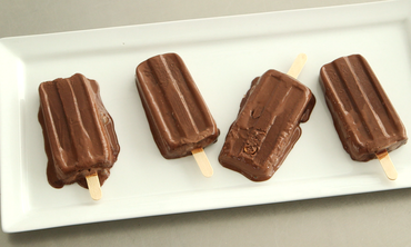 Homemade Frozen Fudge Bars