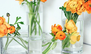 How-To Clean a Flower Vase