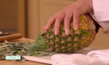 How to Carve a Pineapple
