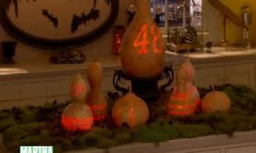 How to Make Gourd Lanterns