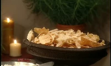 How to Make Poppadom Chips