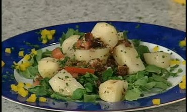 Jerusalem Artichokes Salad
