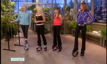 Kangoo Jumps Fitness Shoes