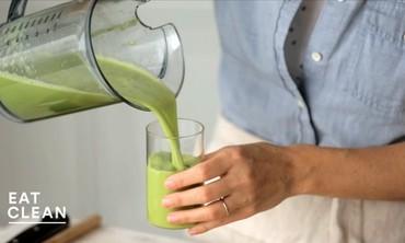 Lemon-Cucumber Apple Juice