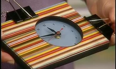 Make Your Own Custom Clock