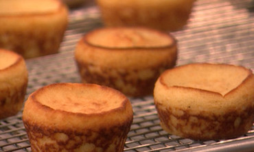 Old-Fashioned Corn Muffins