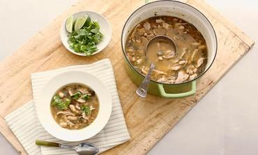 One-Pot Chicken-Chile Stew