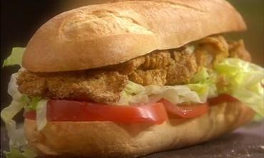 Peacemaker Oyster Sandwich
