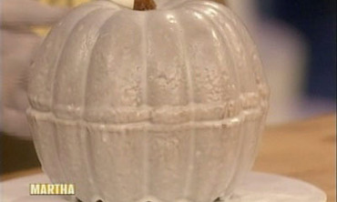 Pumpkin Marble Cake, Part 2