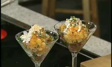 Red Snapper Parfait Recipe